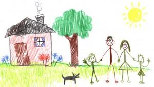 Afbeeldingsresultaat voor huisje tuintje boompje beestje